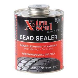 XTRA SEAL 14-101 Tire Bead Sealer,Flammable,32 Oz.