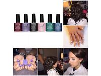 Special events Offer* Make up /Hair up /Shellac Nails