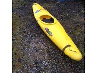 Pyranha kayak rotobat
