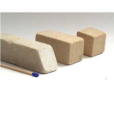 bloxxs Steine M-12 Sandstein für Modellbau Burg Haus Krippe Ruine Ladegut bauen