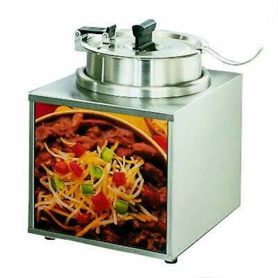 Star - 3wla-4h - 3 12 Qt Lighted Food Warmer W Hinged Cover Ladle