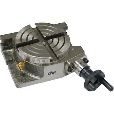 Teilapparat Rundtisch Ø 75 mm Horizontal & Vertikal - NEU