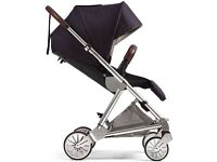 Mamas and papas Urbo 2 navy pram and carrycot (travel system)