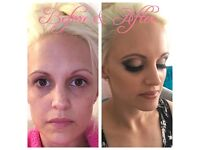 Make Up Artist for any Special Event Affordable, Enthusiastic, Fully Qualified & Insured