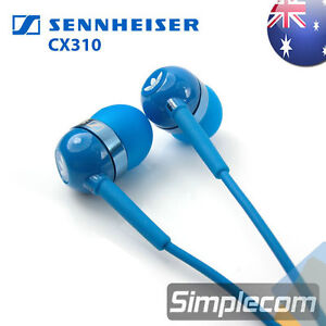 Sennheiser CX310 Originals Noise-Isolating Headphones Earphones for MP3 iPod