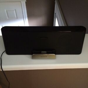Sony iPhone dock station