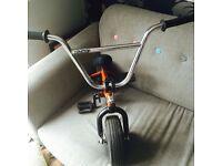 Rocker mini bmx bike