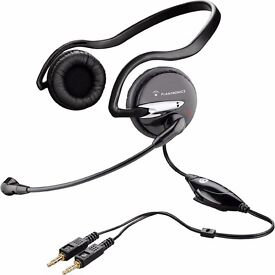 Plantronics A345 Stereo Gaming neck headset