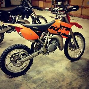 **REDUCED** 2004 KTM SX105