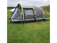 Hi gear airgo air tent ... 6 Berth