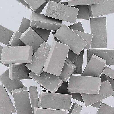 0,28€//100 Stück Juweela 28012 6000 Ziegelsteine 1:87 dunkelgrau Normalformat