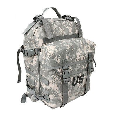 USGI US Army 3 Day Assault Pack ACU Genuine Issue-NEW
