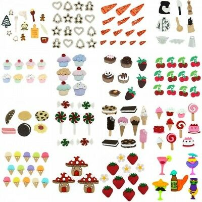 Embellishment Food Baking Cakes Sweets Cocktails Biscuits (Food Dress Up)