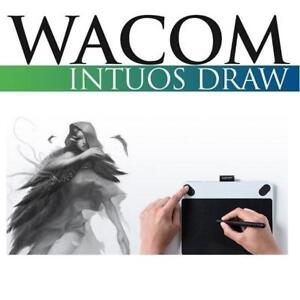 RFB WACOM CREATIVE PEN TABLET CTL-490DW 189759079 INTUOS DRAW COMPUTERS AND ACCESSORIES GRAPHICS INPUT DEVICES  REFUR...