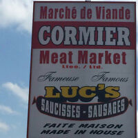 Meat Market Worker (bilingual)