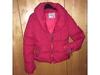 Poppy red Hamnett Jacket