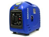 Hyundai HY3000Si Lightweight 2.8kW/3.25kVA Portable Petrol Inverter Generator