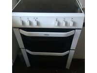 White Belling Electric oven VGC