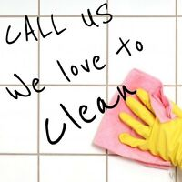 Come home to a clean house.. Affordable, reliable cleaners avail