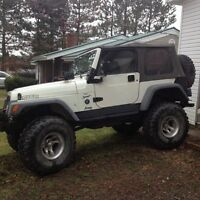 2000 Tj for sale