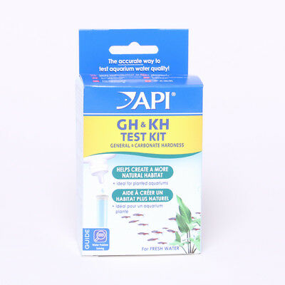 API GH & KH Freshwater Test Kit