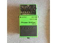 Boss PH-3 Phase Shifter