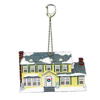 New Kurt Adler National Lampoon's Christmas Vacation Light Up House Ornament