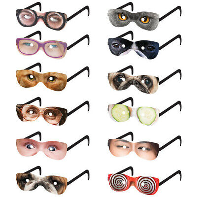 Over the Hill GLASSES Birthday Party Decorations 50 40 60 Photo booth Props