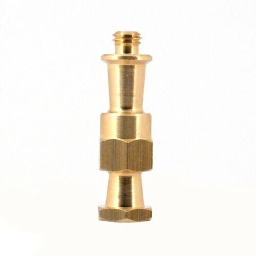 """Manfrotto 036-38 Light Stud16mm with 3/8 """" Screw Spiggot Spigot Pin"""