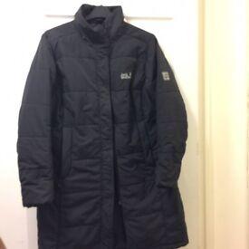 Women's Jack Wolfskin Ice Guard Coat - size Large