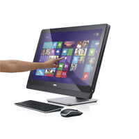 """Dell XPS 2720 27"""" Touch Screen All-in-One PC i7-4770s i7 QHD 8GB"""