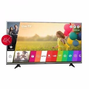 LG 55 4K UHD WebOS 3.0 LED TV, 1 Year Warranty, OpenBox Macleod. T.V BlowOut Sale Continues!