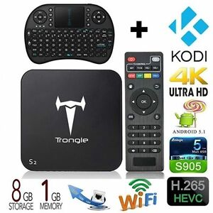 Brand New Fully Loaded Trongle X2 Android V5.1 TV BOX