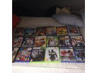 PS3, PS2, Xbox 360 JOB LOT