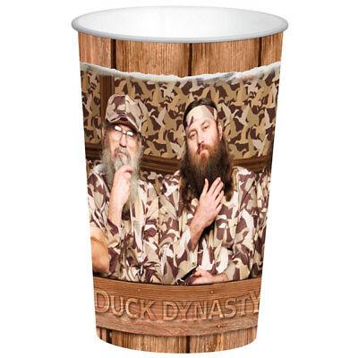 Duck Dynasty Guys 22oz Plastic Cup