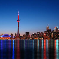 1000 Islands, Toronto & Niagara Falls 2 Days $68