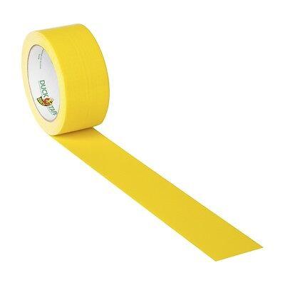 Sunburst Yellow Duck Brand Duct Tape 1.88 Inch X 20 Yds