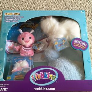 Brand New in Box - Webkinz Multi-Pack!