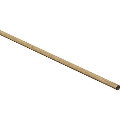 25 Pk Round 14 Dia X 3 Long Solid Brass Bar Rod N215244