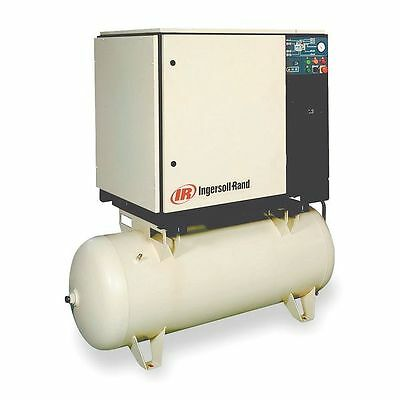 Rotary Screw Air Compressor Ingersoll-rand Up6-15c-125120-460-3