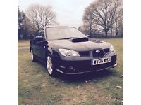 06 SUBARU IMPREZA WRX 2.5 TURBO UN-MOLESTED ONE OWNER LOW MILES !