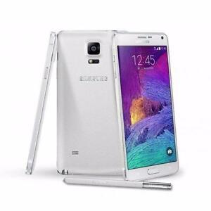 Samsung Galaxy Note 4, 32GB, Unlocked, No Contract *BUY SECURE*