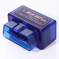 OBD II Reader (Bluetooth Easy to use with Android Phone, PC etc)