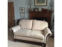Lovely traditional two seater sofa