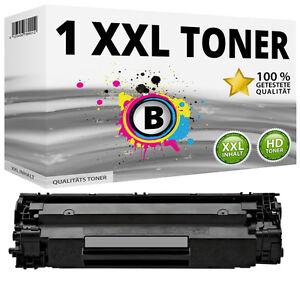 XXL TONER für HP LaserJet Pro P1560 P1566 P1600 P1606DN MFP M1530 M1536