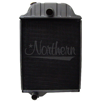 Northern 219588 New John Deere 3010 Tractor Radiator 3 Row Gas Diesel Ar46437