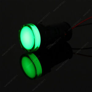 5-Green-22mm-AC-DC12V-LED-Indicator-Signal-Light