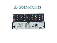 Zgemma H.2s With 12 Months Gift & 32gb usb