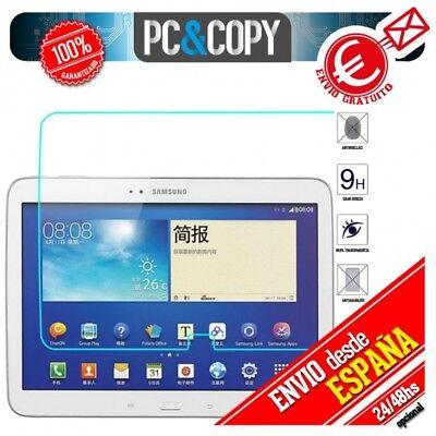 Cristal templado protector pantalla Samsung Galaxy Tab 3 10,1