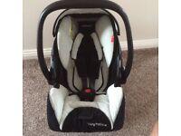 Reccaro baby car seat